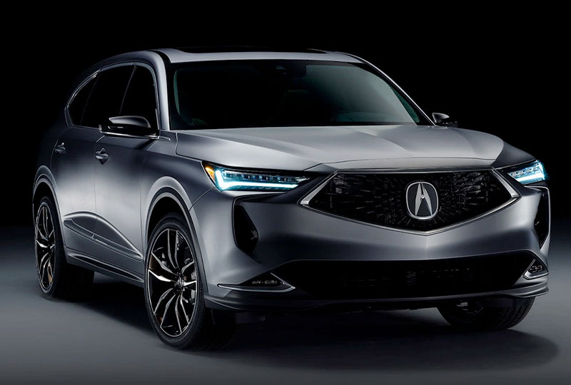 2021 Acura MDX  Next Generation Performance