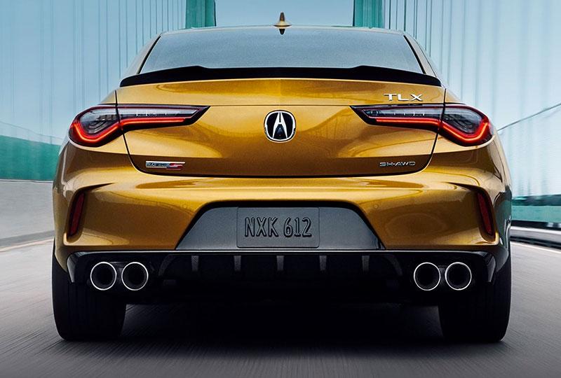 2021 Acura Type S   Design