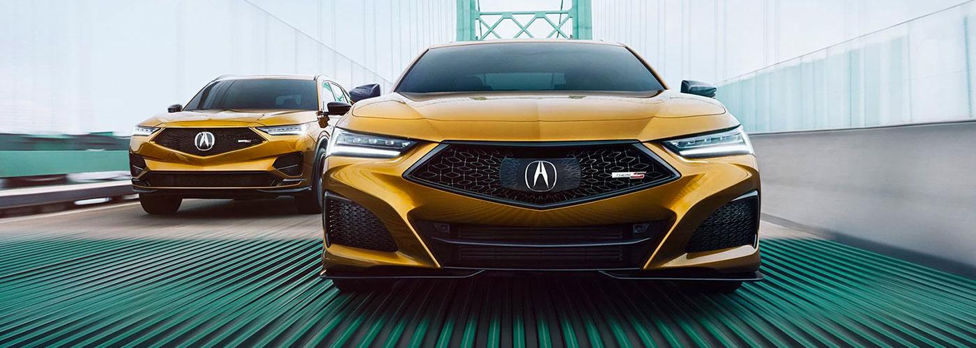 2021 Acura Type S  header