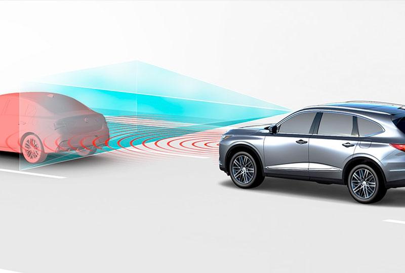 2022 Acura MDX  Safety