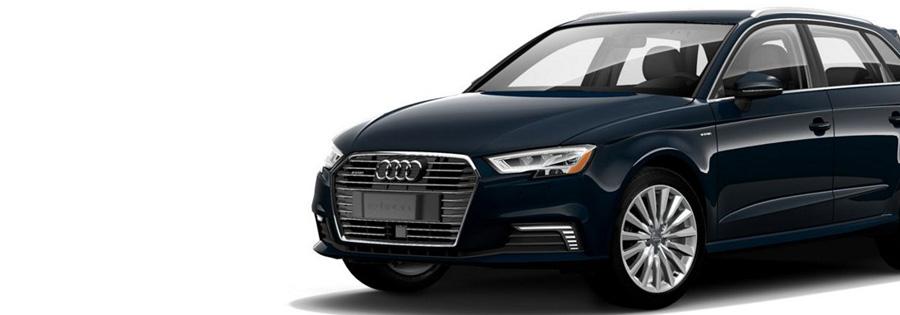 2017 Audi A3 Sportback e-tron Hybrid mode