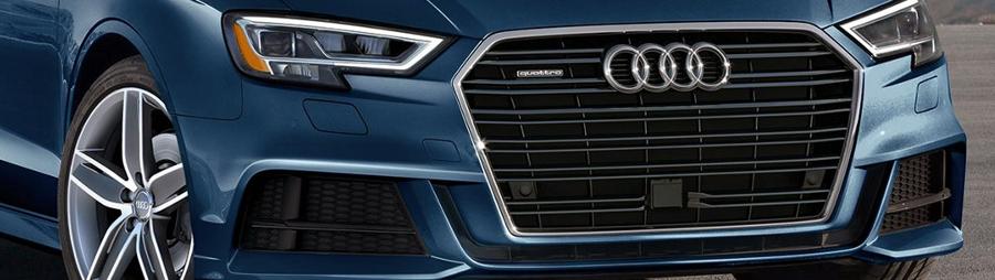 2017 Audi A3 Singleframe® grille