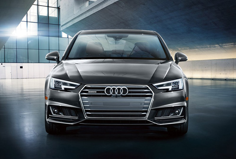 2017 Audi A4 Heads and tails, you win
