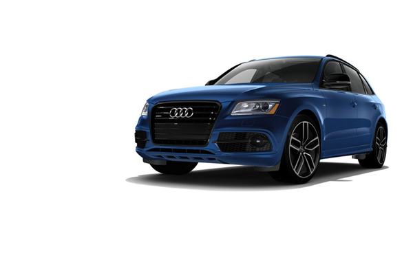 2017 Audi Q5 Crossover Conquer the road Shift your expectations