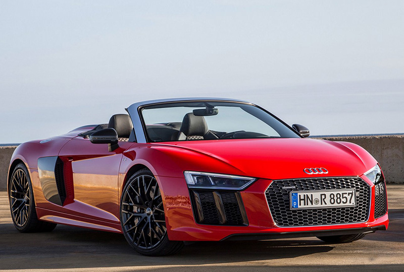 2017 audi r8 spyder at audi san diego. Black Bedroom Furniture Sets. Home Design Ideas