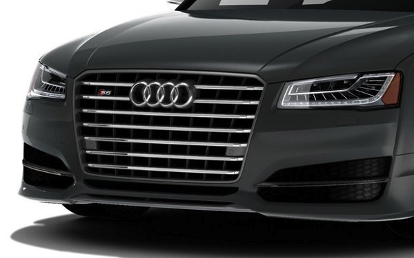 2017 Audi S8 LED headlights