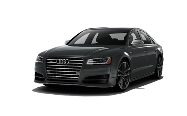2017 Audi S8    This playing field was never level