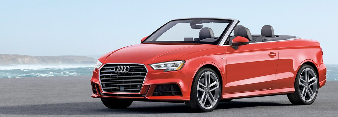 2018 Audi A3 Cabriolet in Merriam, KS, Serving Kansas City, Shawnee  Mission, Overland Park, Lenexa, Mission, Leawood & Lee Summit
