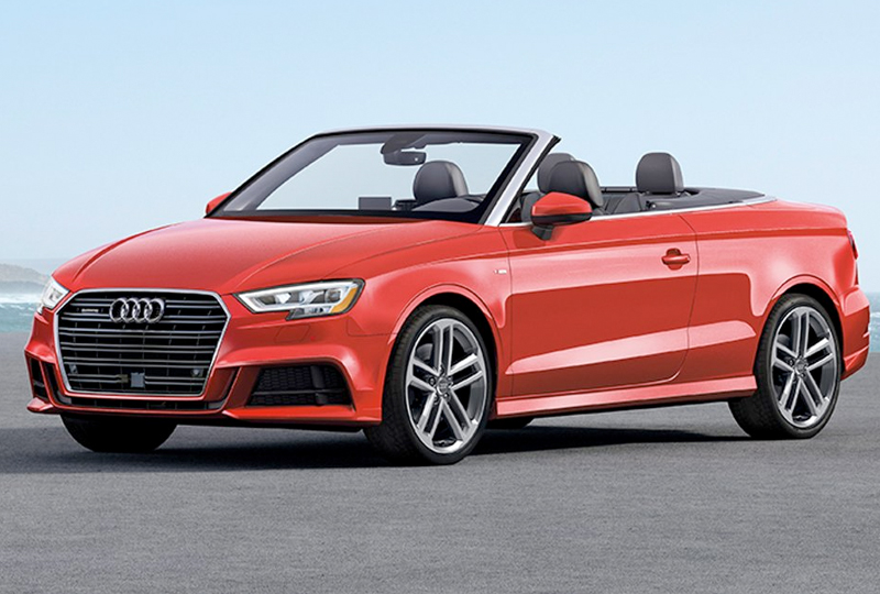 2018 audi a3 cabriolet in morton grove il serving glenview highland park lincoln park. Black Bedroom Furniture Sets. Home Design Ideas