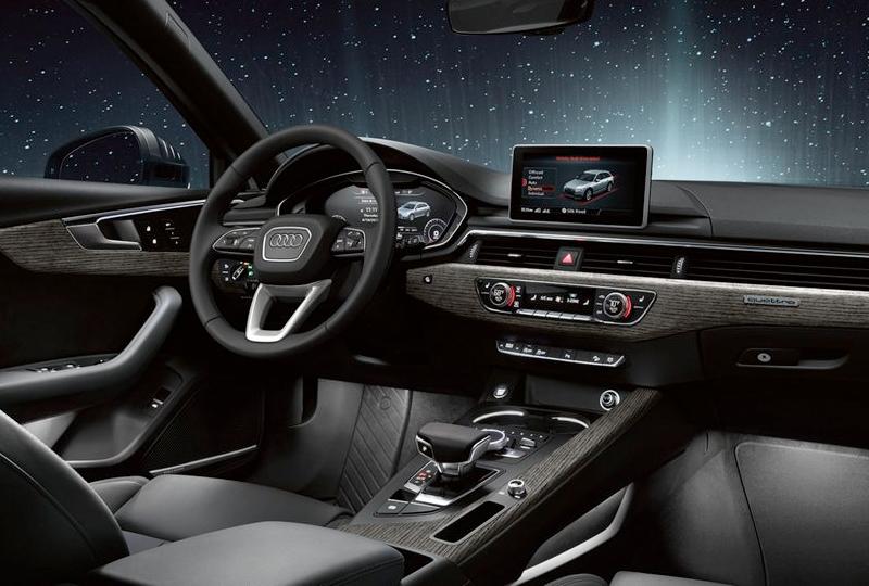 Audi A4 Interior 2018 Www Indiepedia Org