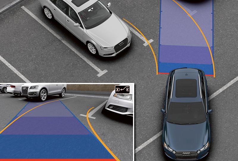 Audi side assist