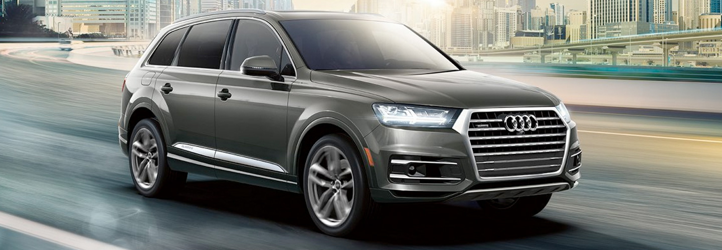 2018 audi q7 in lenexa, ks, serving kansas city, shawnee mission