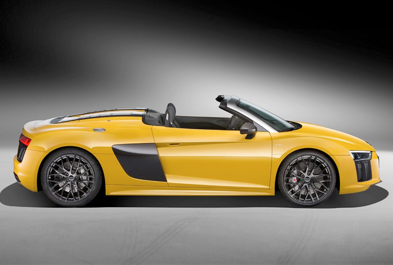 2018 Audi R8 Spyder In Willow Grove Pa Serving