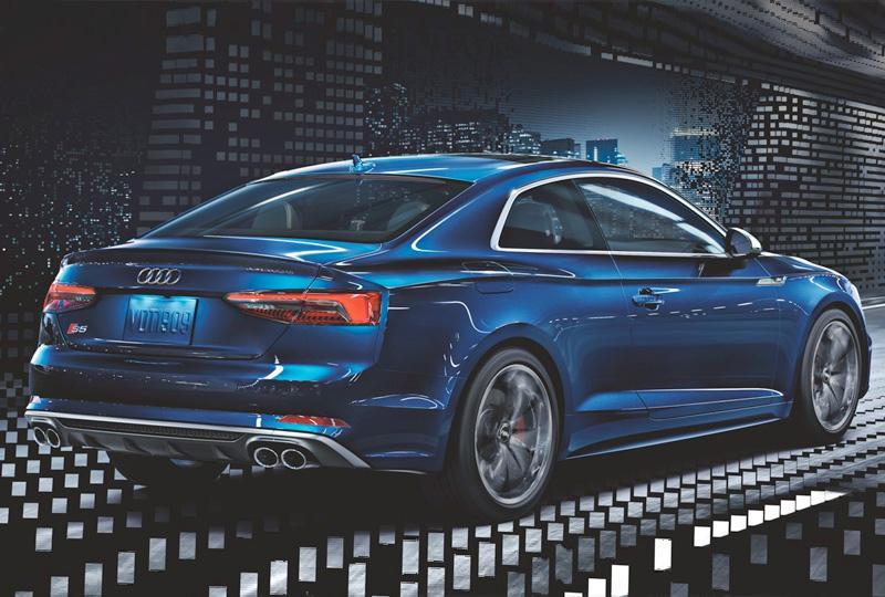 Audi New Car Loan Rates