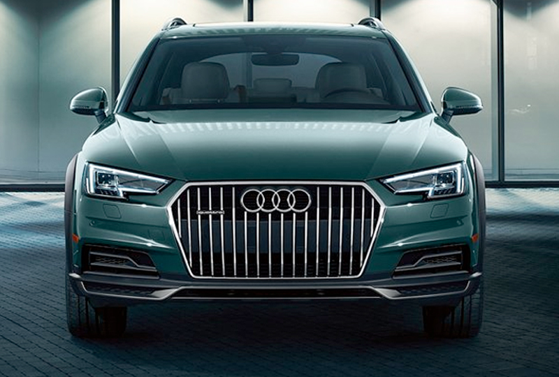 2019 Audi A4-allroad Design