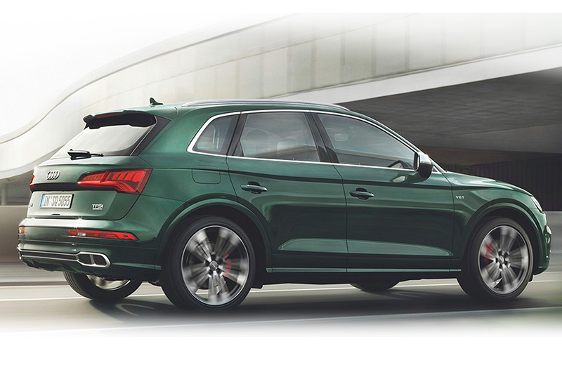 2019 Audi SQ5 Design Technology