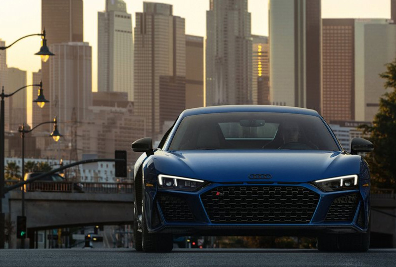 2020 Audi R8 Coupe design