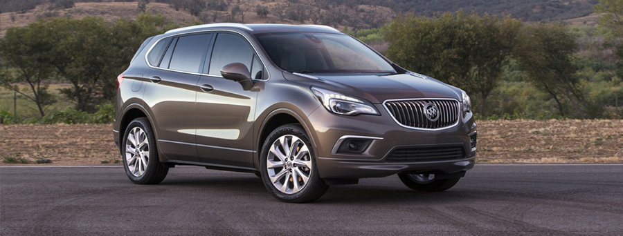 2017 Buick Envision-Header