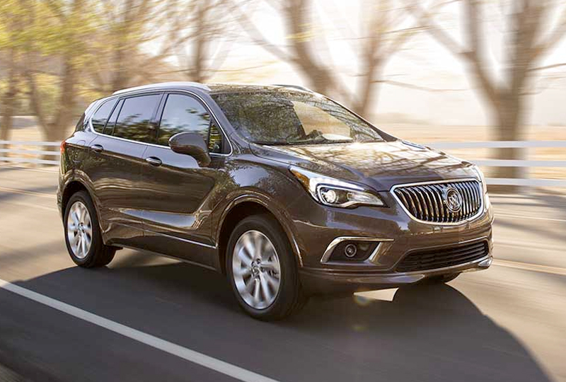 Gmc Columbia Sc >> 2018 Buick Envision in Sumter, SC, Serving Columbia