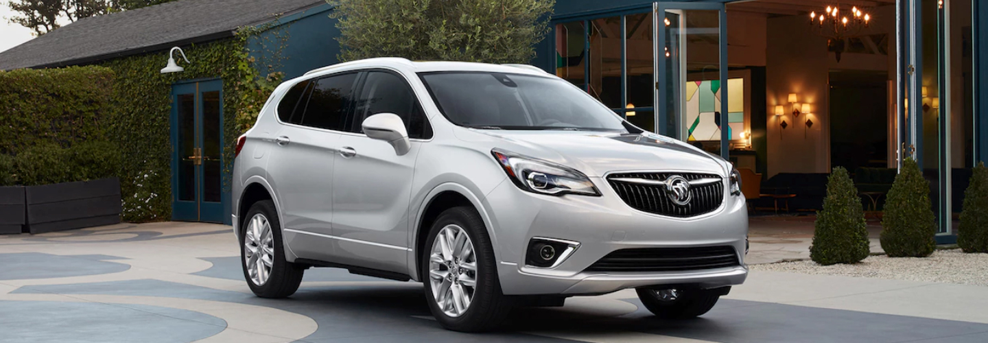2019 Buick Envision for Sale in Manassas, VA, Near Sterling, Fairfax, & Chantilly