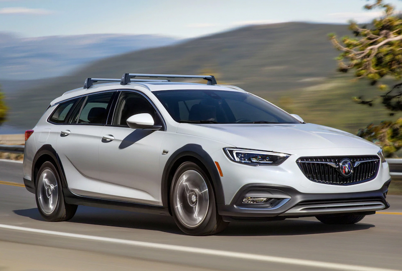 2019 Buick Regal Tourx From Joyce Koons Buick Gmc In