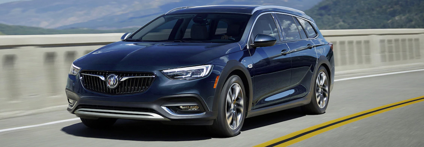 2019 Buick Regal TourX in Manhattan, KS, Serving Fort Riley