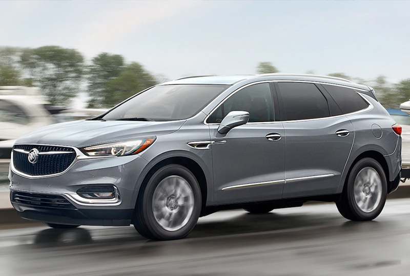 2020 Buick Enclave Performance