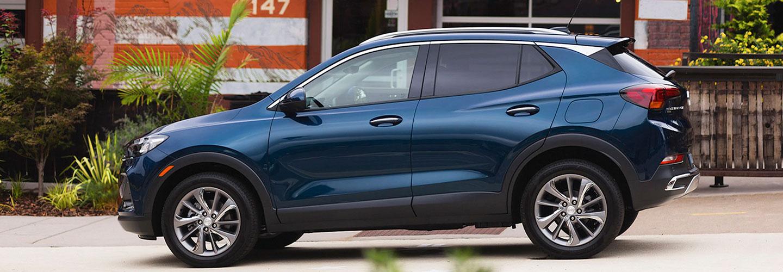 2020 Buick Encore-GX