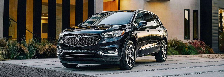 2021 Buick Enclave header