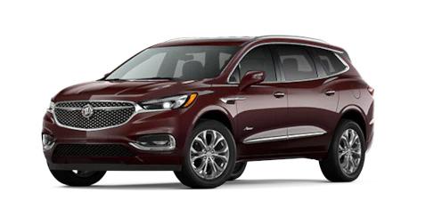 2021 Buick Enclave  trim