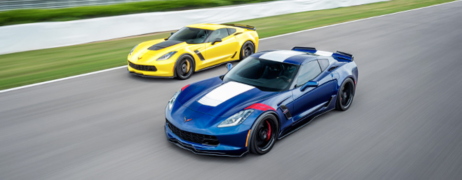 2017-chevrolet-Corvette A Racing Heritage
