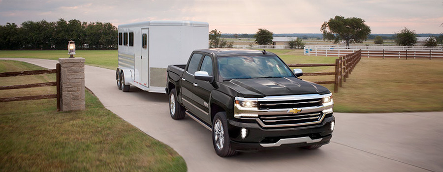 2017-chevrolet-Silverado 1500 performance