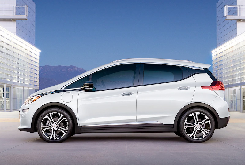 2019 Chevy Bolt EV Safety