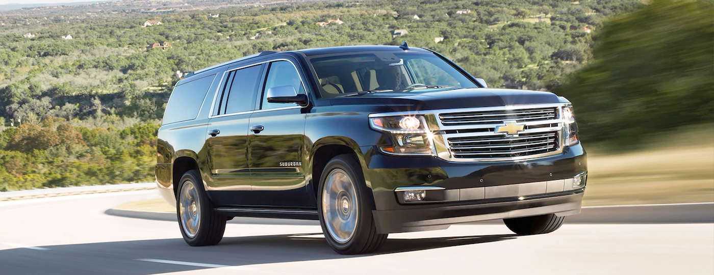 2019 Chevrolet Suburban in Sumter, SC, Serving Columbia