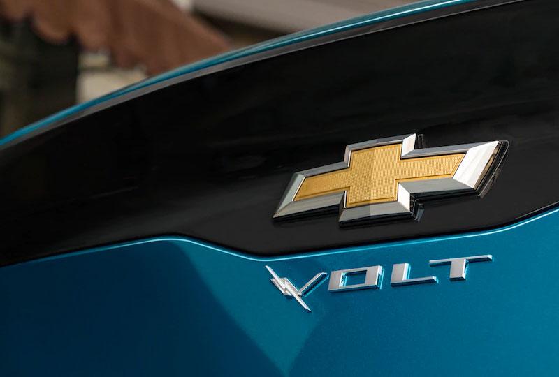 2019 Chevrolet Volt Design