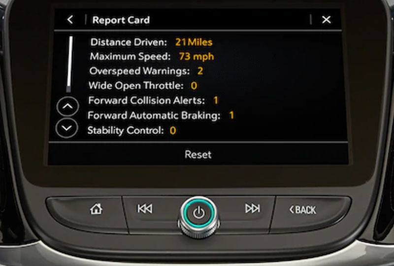 2019 Chevrolet Volt Technology