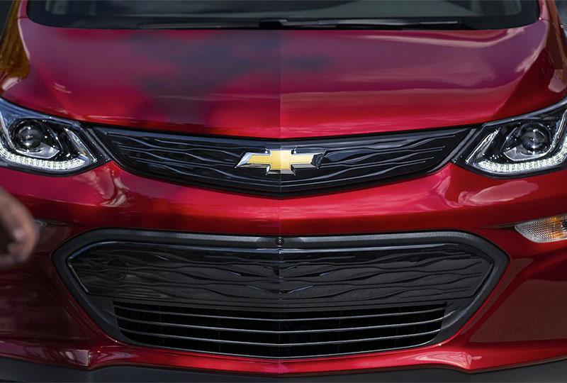2020 Chevy Bolt-EV Design