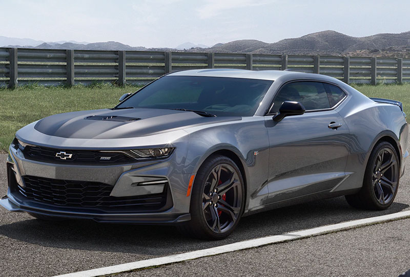 2020 Chevrolet Camaro for Sale in Augusta, KS, Close to ...