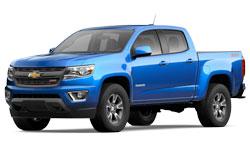 2020 Chevy Colorado 3LT