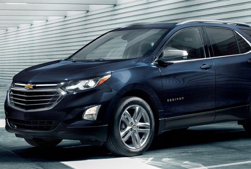 2020 Chevy Equinox Design
