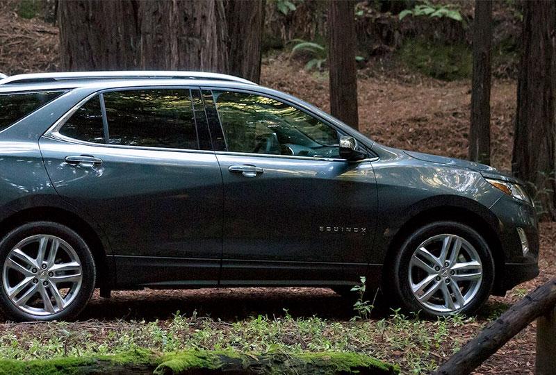 2020 Chevy Equinox Performance