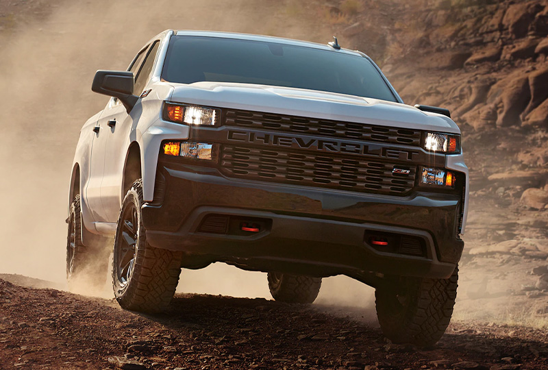 2020 chevy silverado Performance