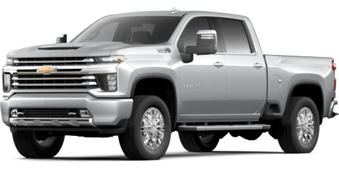 2020 Silverado HD High Country