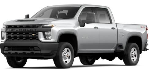 2020 Silverado HD Work Truck