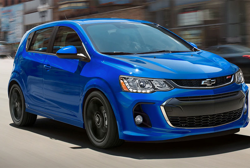 2020 Chevy Sonic Performance