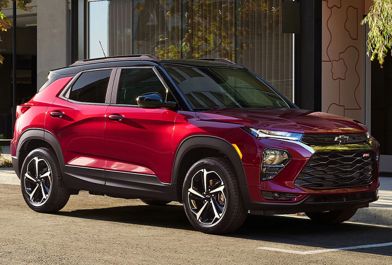 2020 Chevy Trailblazer Design