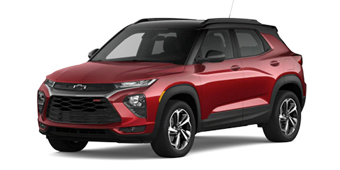 2020 Chevy Trailblazer trims