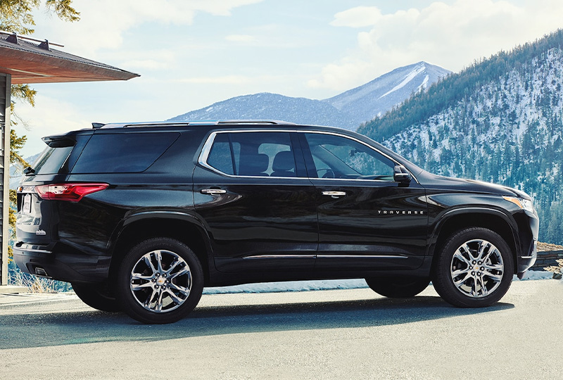 2020 chevy traverse Design