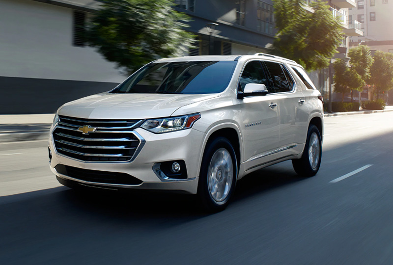 2020 chevy traverse Performance