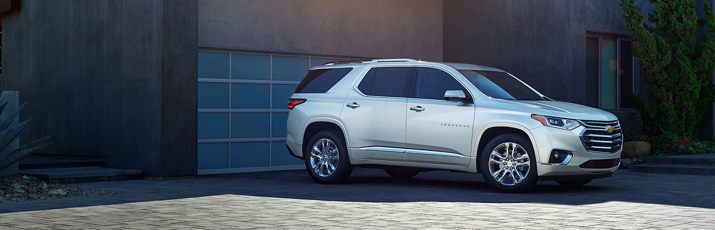 2020 chevy traverse header